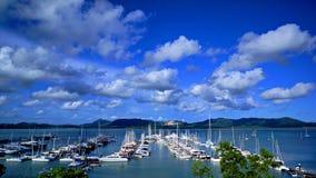 Marina Phuket Royalty-vrije Stock Afbeelding