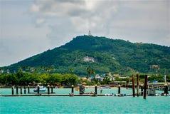 Marina in Phuket Stock Image