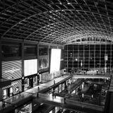 Marina piasków Podpalany centrum handlowe obrazy stock