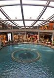 Marina piasków zakupy Podpalany centrum handlowe Zdjęcie Stock