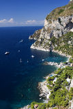 Marina Picola - Capri Stock Image