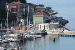 Marina  of Piran VIII Stock Images