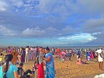 Marina plaża Obraz Royalty Free