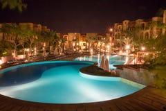 Marina placu hotel Zdjęcie Royalty Free