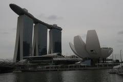 marina podpalani piaski Singapore Zdjęcie Royalty Free