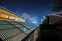 Marina Podpalany piasek Singapur obrazy stock