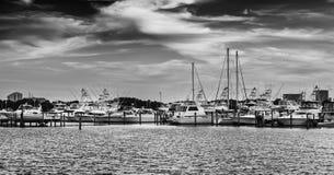 Marina Royalty Free Stock Photography