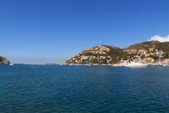 Marina in Port d'Andratx, Majorca Stock Photos
