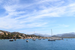 Marina Port d'Andratx in Majorca Stock Photo