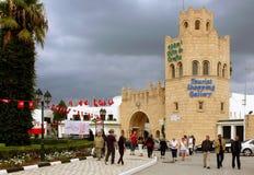 Marina Port El Kantaoui, Tunisia Royalty Free Stock Images