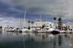 Marina Port El Kantaoui, Tunisia Stock Photos