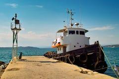 Marina Port El Kantaoui, Tunisia Royalty Free Stock Photo