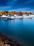 Marina Portimao. Coasta Algave. Portugal Royalty Free Stock Images