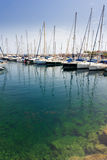 Marina of Puerto de Mogán Royalty Free Stock Photography