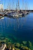 Marina Puerto de Mogan Stock Photos
