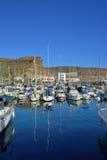 Marina Puerto de Mogan Royalty Free Stock Photography