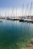 Marina of Puerto de Mogán Royalty Free Stock Photography