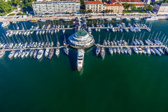 Marina Pula Royalty Free Stock Photos