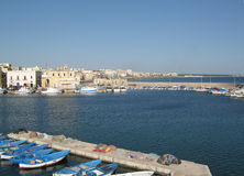 Marina - Salento. Marina in the Ionian Sea - Apulia - Italy Royalty Free Stock Images