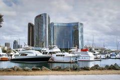Marina, San Diego, California royalty free stock image