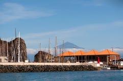Marina of San Sebastian Royalty Free Stock Photo