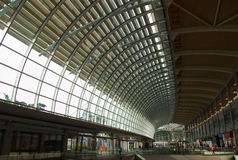 Marina Sands Stock Image