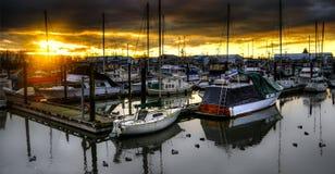 Marina Royalty Free Stock Images