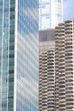 Marina Towers, Chicago, Illinois Imagem de Stock Royalty Free