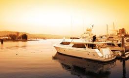 marina Vancouver obraz stock