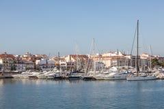Marina w Cambrills, Hiszpania Zdjęcie Royalty Free