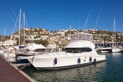 Marina w różach, Hiszpania Obraz Stock