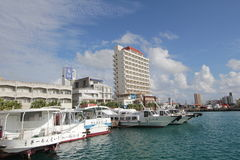 Marina, Waterway, Water, Transportation, Sky, Boat, Harbor, Motor, Ship, Passenger, City, Metropolitan, Area, Watercraft, Condomin Stock Images