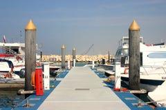 Marina Yacht Royaltyfri Bild