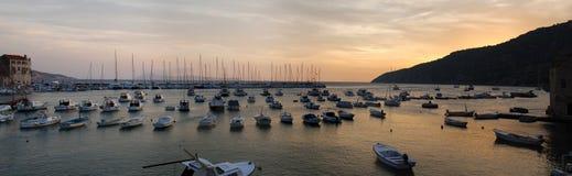 Marina Yacht Royalty-vrije Stock Afbeelding
