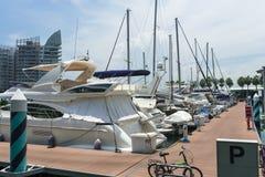 Marina Yacht Royalty Free Stock Image