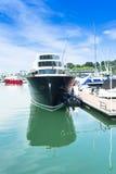 Marina Yacht Stock Images