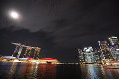 Marina zatoka Fotografia Royalty Free