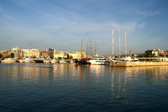 Marina Zeas Piraeus Greece Stock Photo