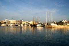 Marina Zeas Piraeus Greece Stock Photo
