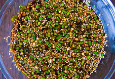 Marinade For Meat Royalty Free Stock Images