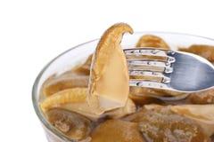 marinaded champinjoner Royaltyfri Fotografi