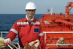 Marinai - boatswain Fotografia Stock Libera da Diritti