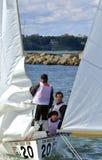 Marinai di navigazione Immagine Stock Libera da Diritti