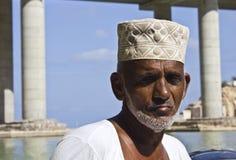 Marinaio nell'Oman Immagine Stock Libera da Diritti