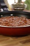 Marinara sauce Royalty Free Stock Photo