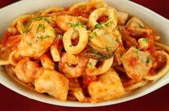 marinara spaghetti Obrazy Royalty Free