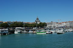 Marinas in France Stock Photos