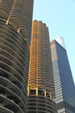 Chicago arkitektur   royaltyfria foton