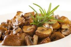marinated грибы Стоковая Фотография RF