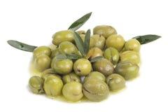 Marinated оливки Стоковое Фото